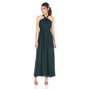 JILL STUART Women's Halter Neck Gown